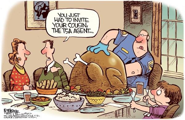 Thanksgiving Cartoons | | Eye on the Republic