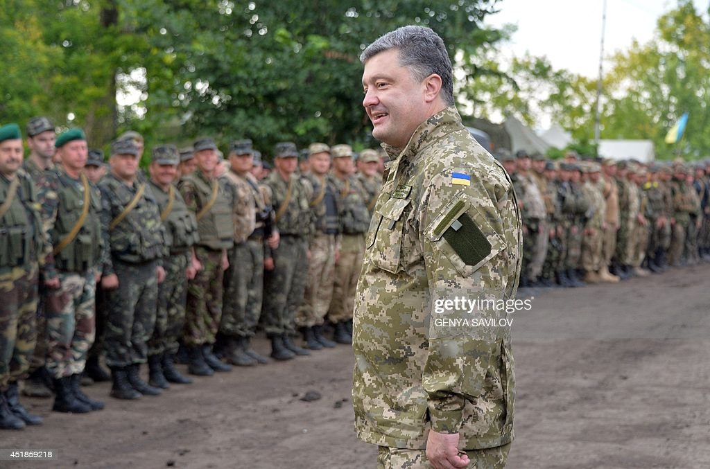 Petro Poroshenko | Getty Images