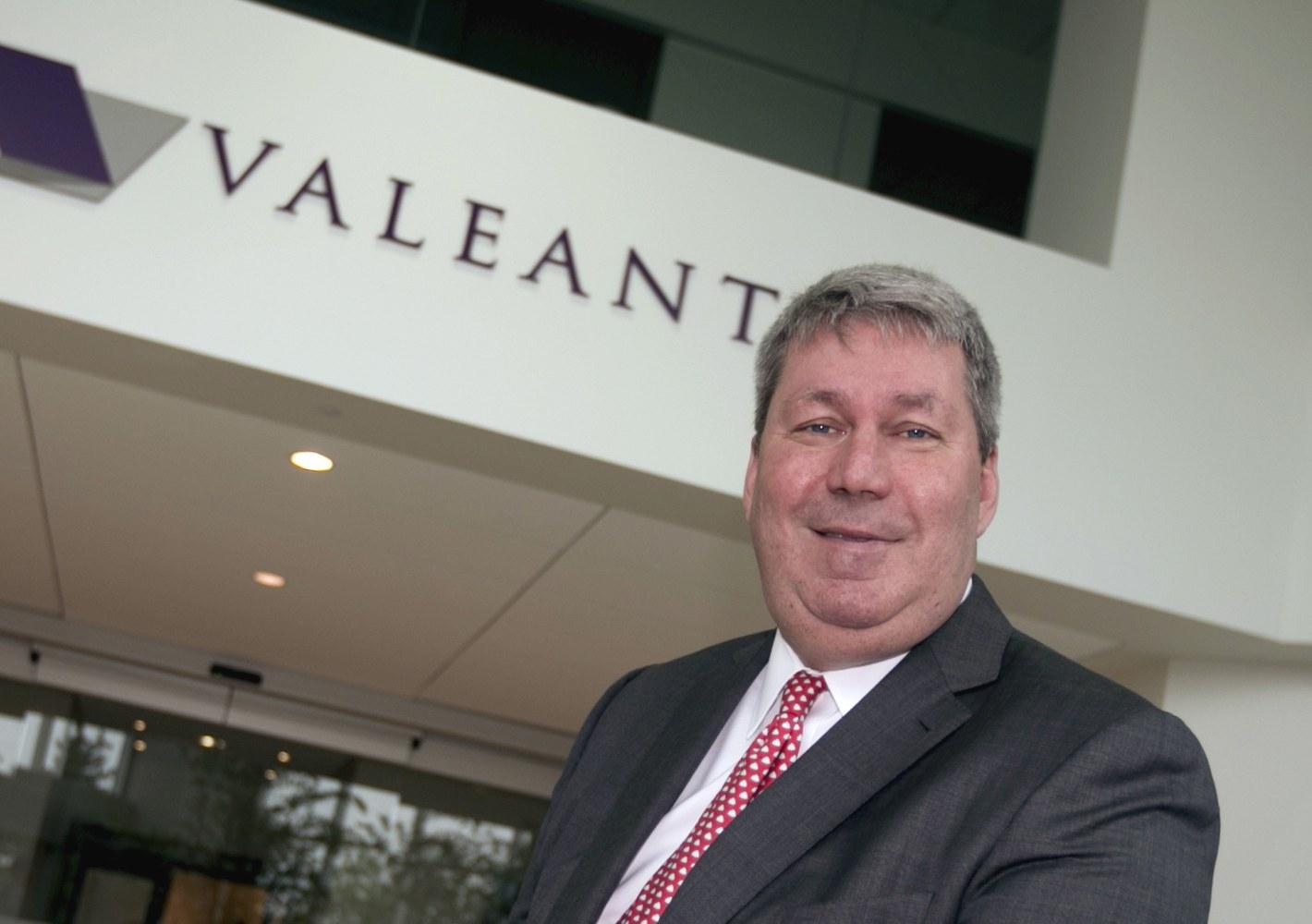 CEO of Embattled Drug Maker Valeant Takes Sudden Medical ...
