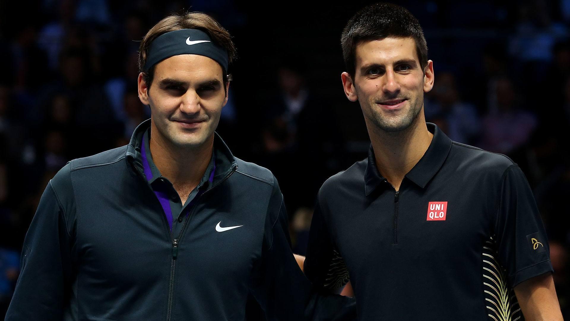 Wawrinka Out: Roger Federer vs Novak Djokovic: 2015 Rome ...
