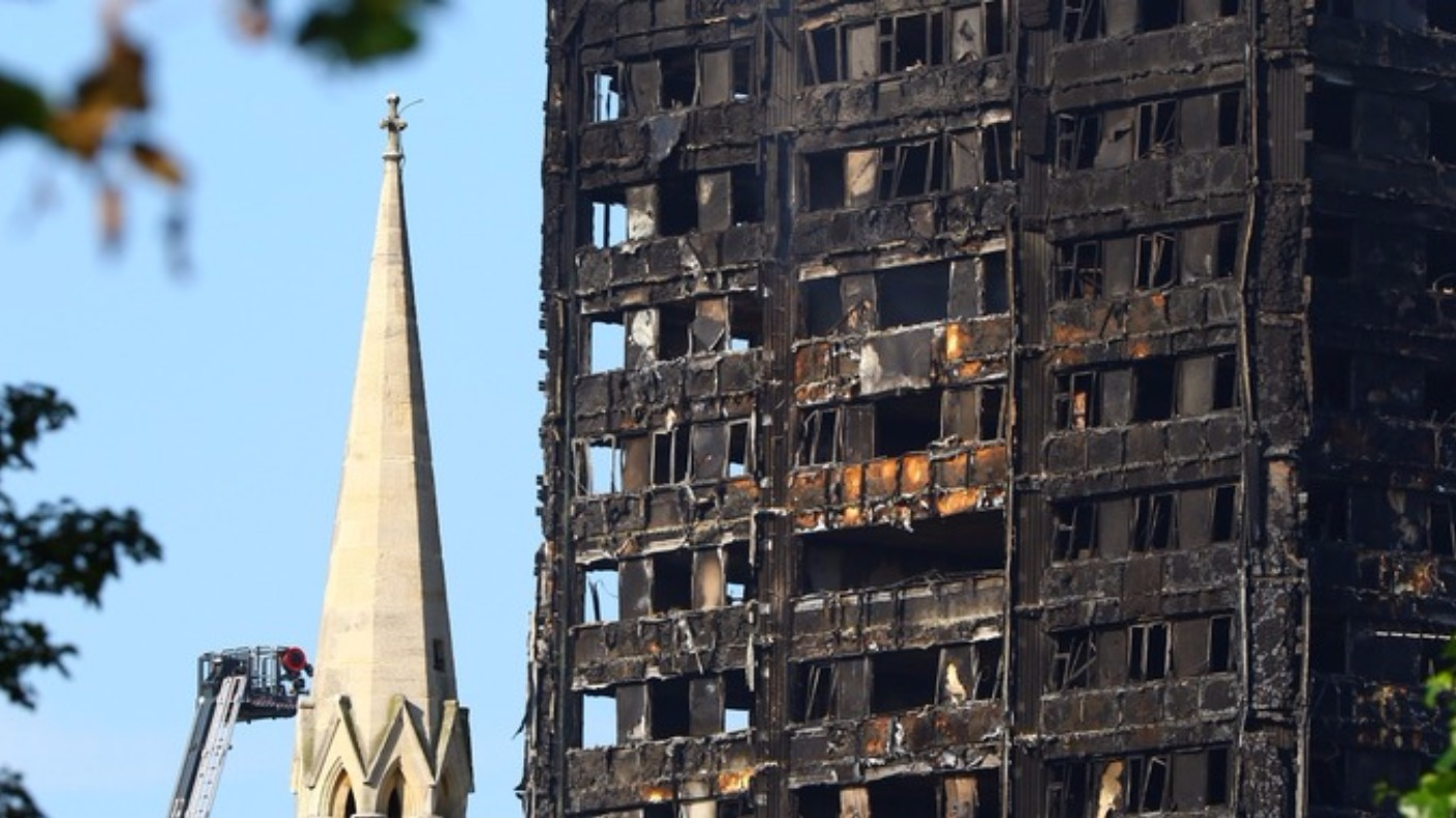 Khan: Defining outcome from Grenfell Tower fire may be 60s ...