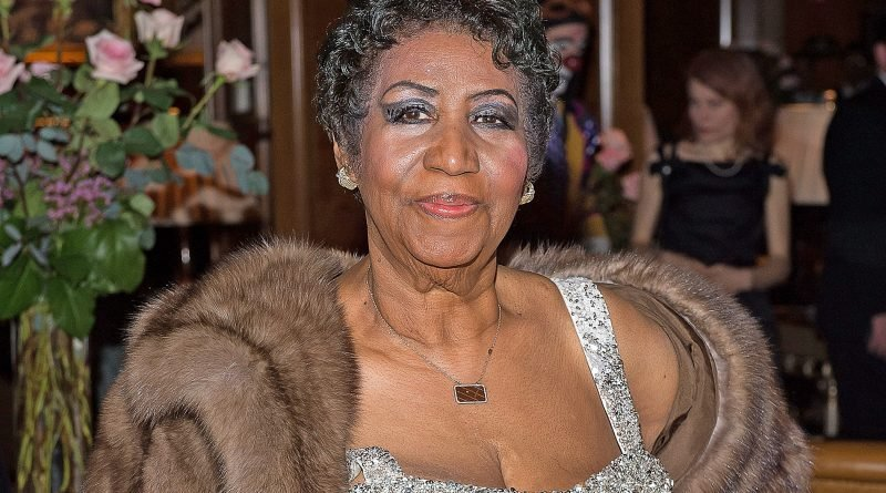 Aretha Franklin's Hometown Church Holds Vigil for the Soul ...