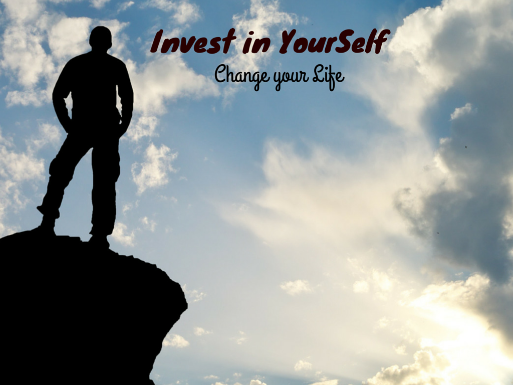 10 Ways to Invest in Yourself to Change Your Life - One ...