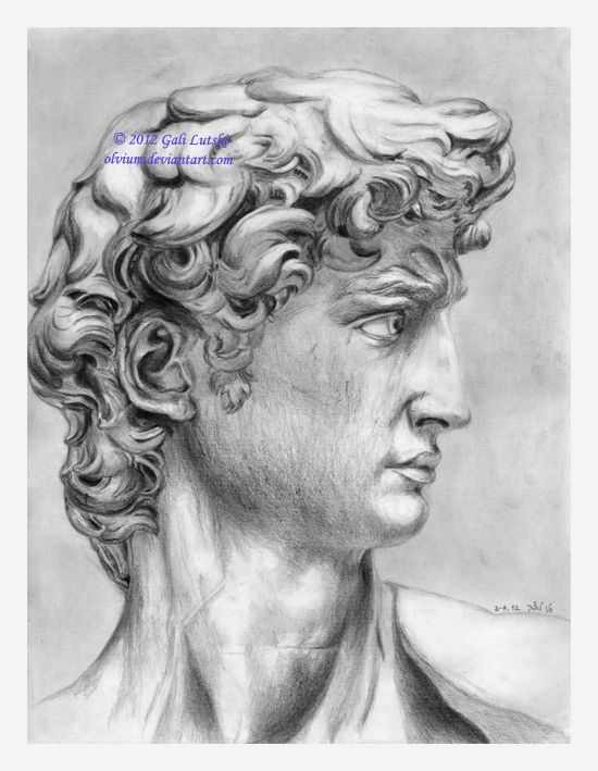 David - Michelangelo Tribute by Olvium on DeviantArt
