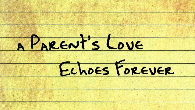 Parental Advisory: A Parent's Love | Ourcade Games