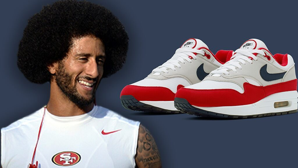Nike Ditches 'Betsy Ross Flag' Sneaker After Colin ...