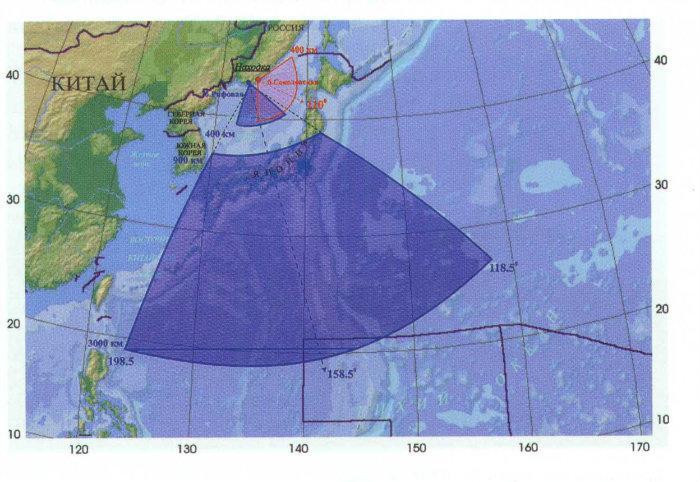Volna over-the-horizon radar