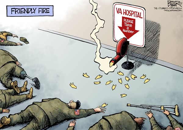 Friday Fun: A Roundup Of This Week's Political Cartoons