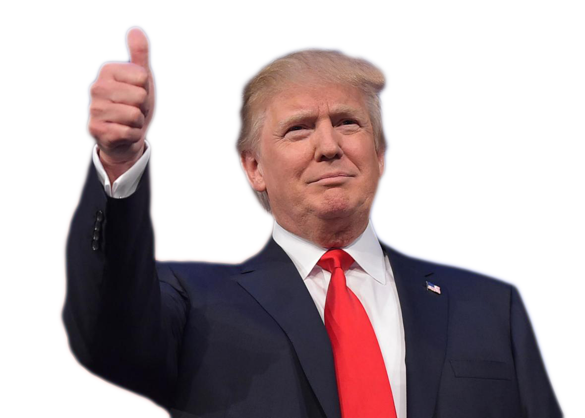 Donald Trump HD PNG Transparent Donald Trump HD.PNG Images. | PlusPNG