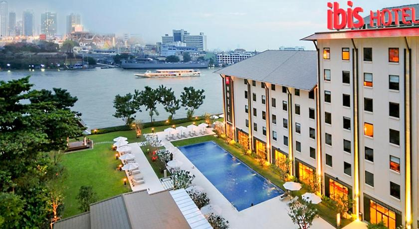 Hotel Ibis Bangkok Riverside, Thailand - Booking.com