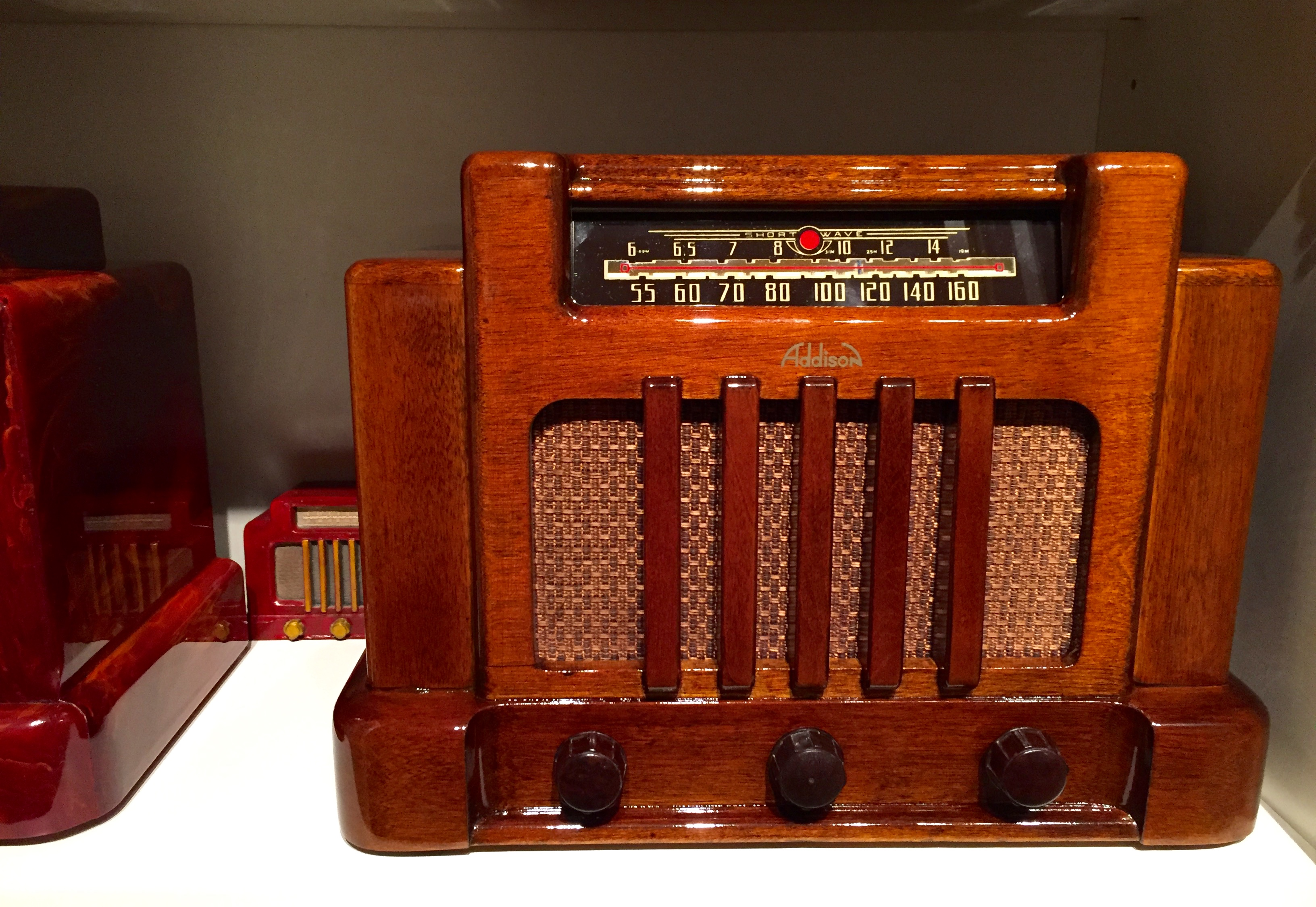 The Case of the Addison Radio – Radios Past