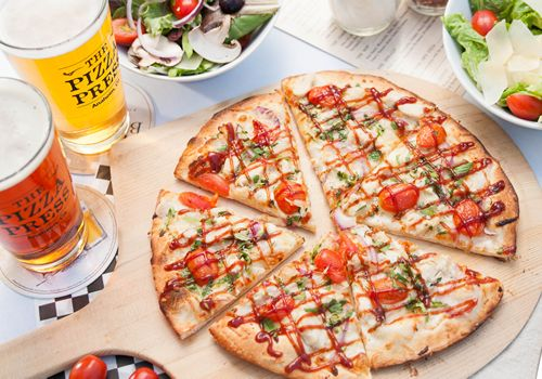 The Pizza Press Announces Build Out of First Franchise Restaurant