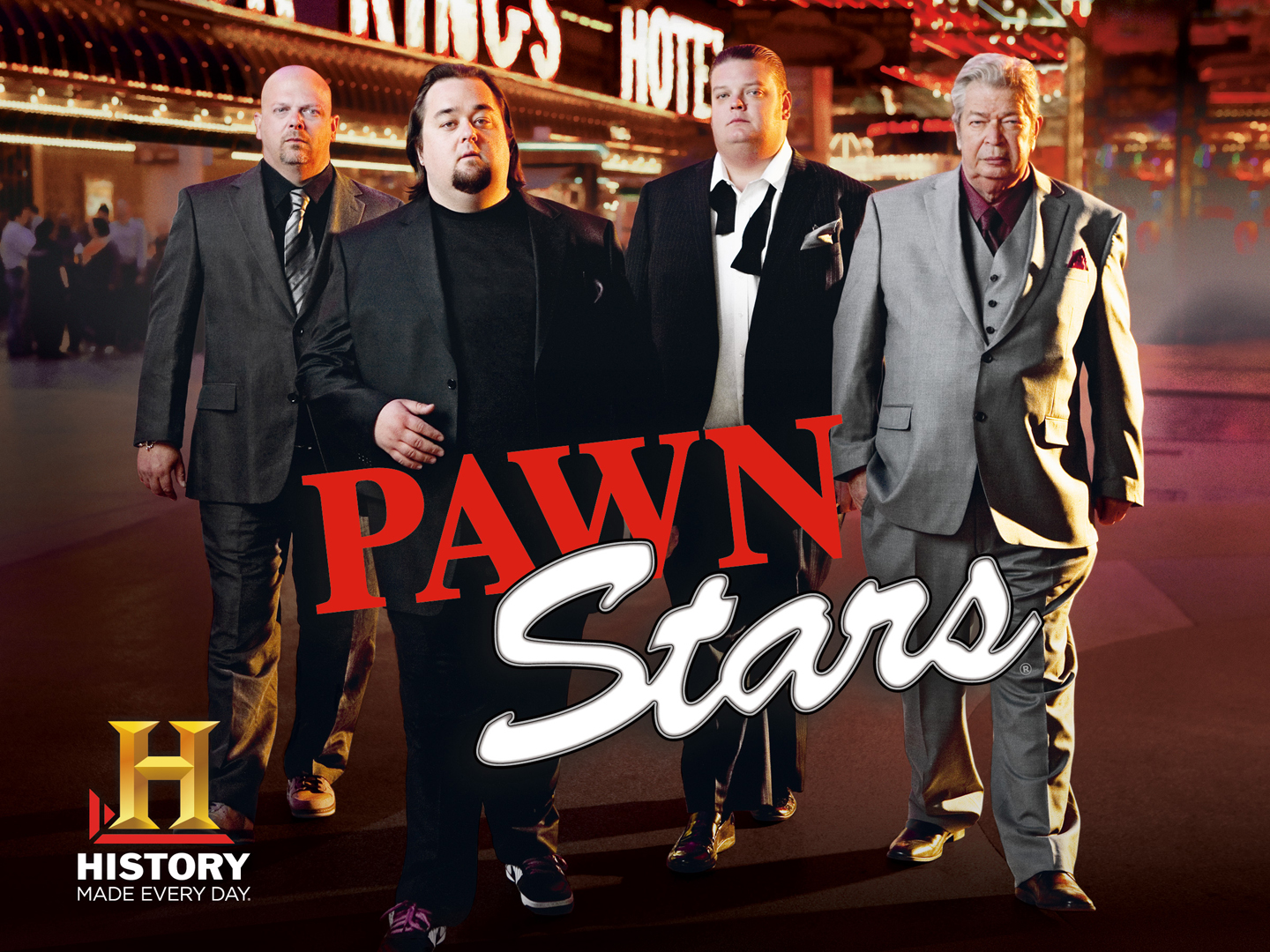 Pawn Stars. You Could Learn A Thing Or Two.