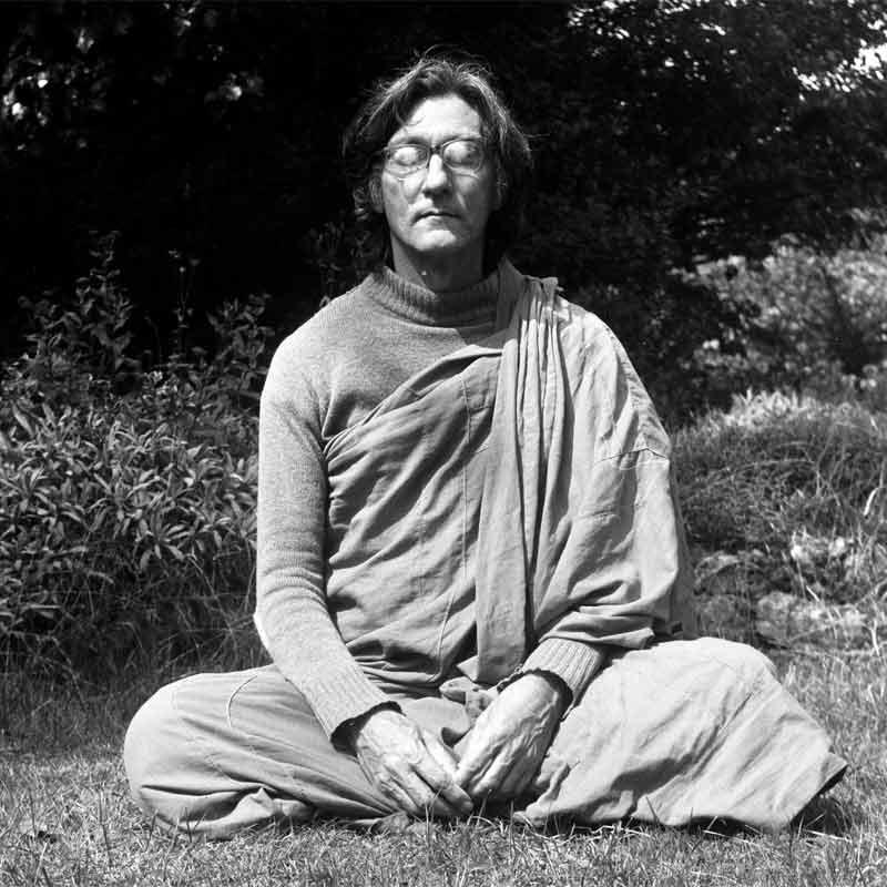 Rocky Mountain Buddhist Center » Sangharakshita