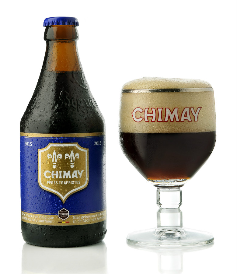 Chimay Bleue (Blue Cap) | Belgian Beer | Beer Tourism
