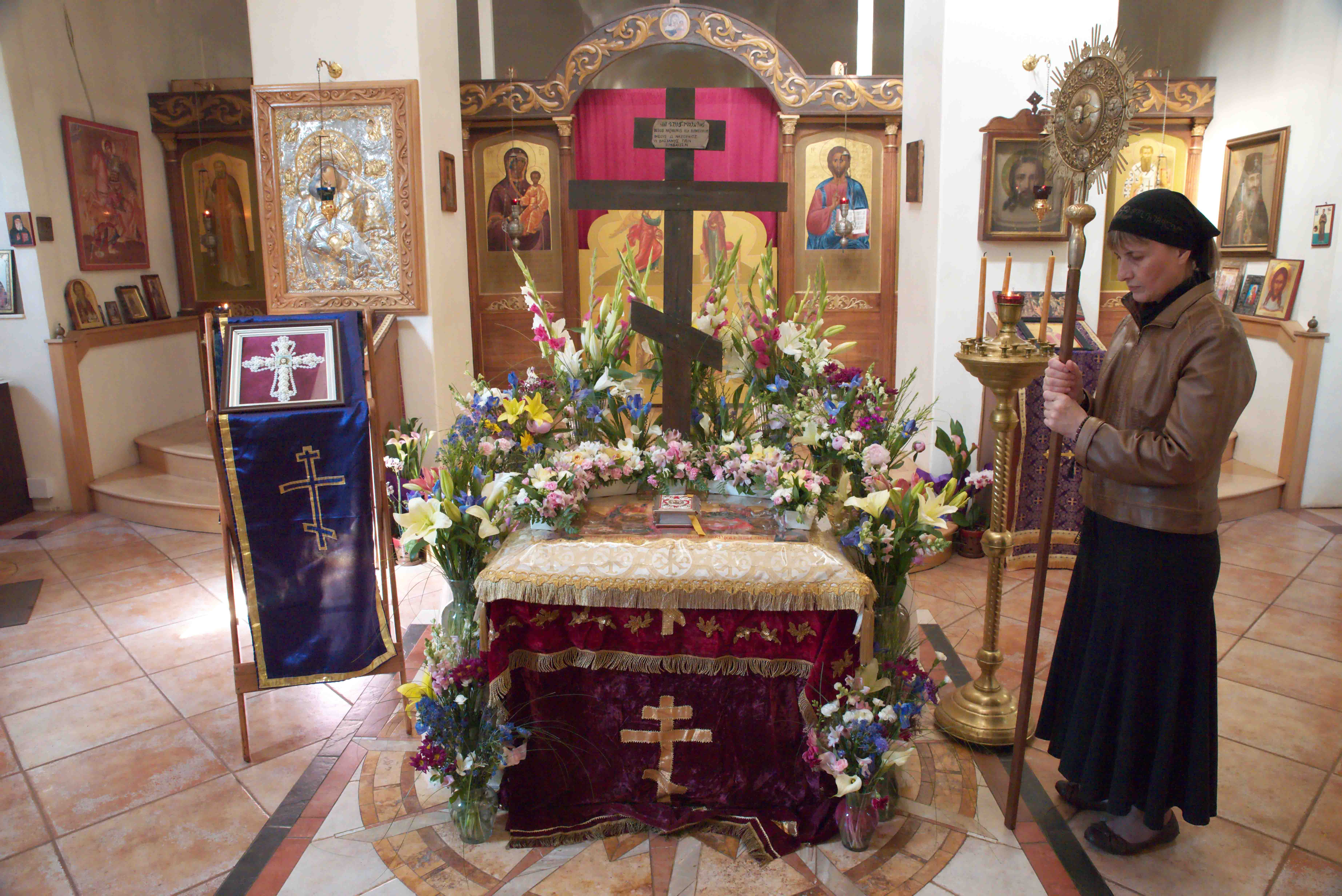 Holy Week and Pascha, 2016