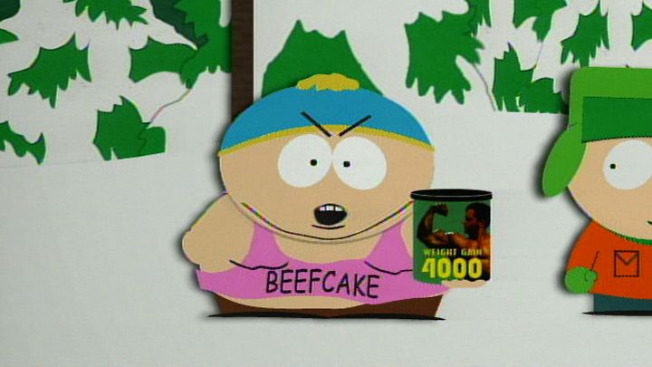 94 Pound Beefcake - Video Clips - South Park Studios UK ...