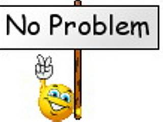 The gallery for --> No Problem Smiley