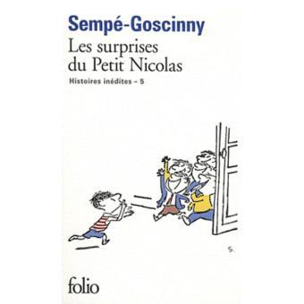 Les surprises du Petit Nicolas - Sempe-Goscinny - Sinopsis ...