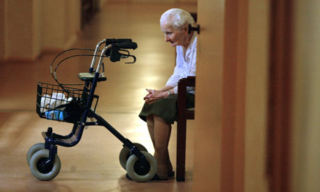 We need a commissioner for older people | Joan Bakewell ...