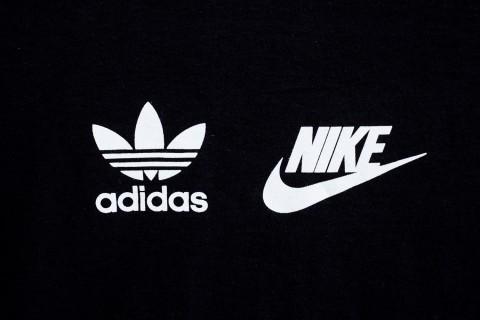 "Inside the Top-Secret ""Nike x adidas"" Pop-Up Shop"