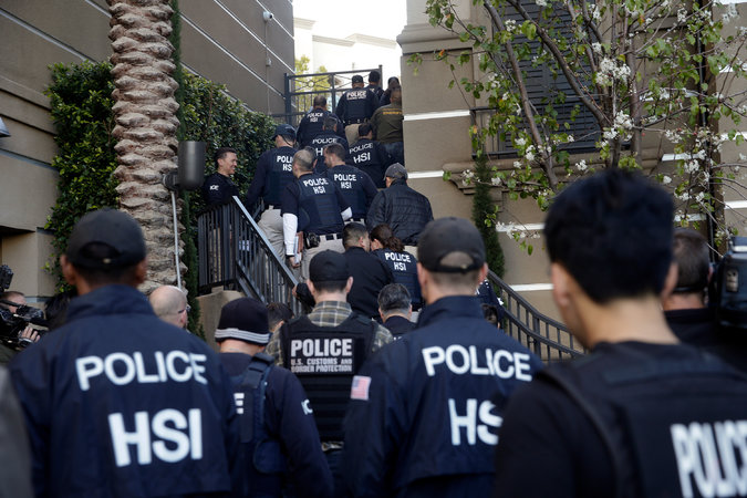 California Apartments Raided in Federal Investigation of ...