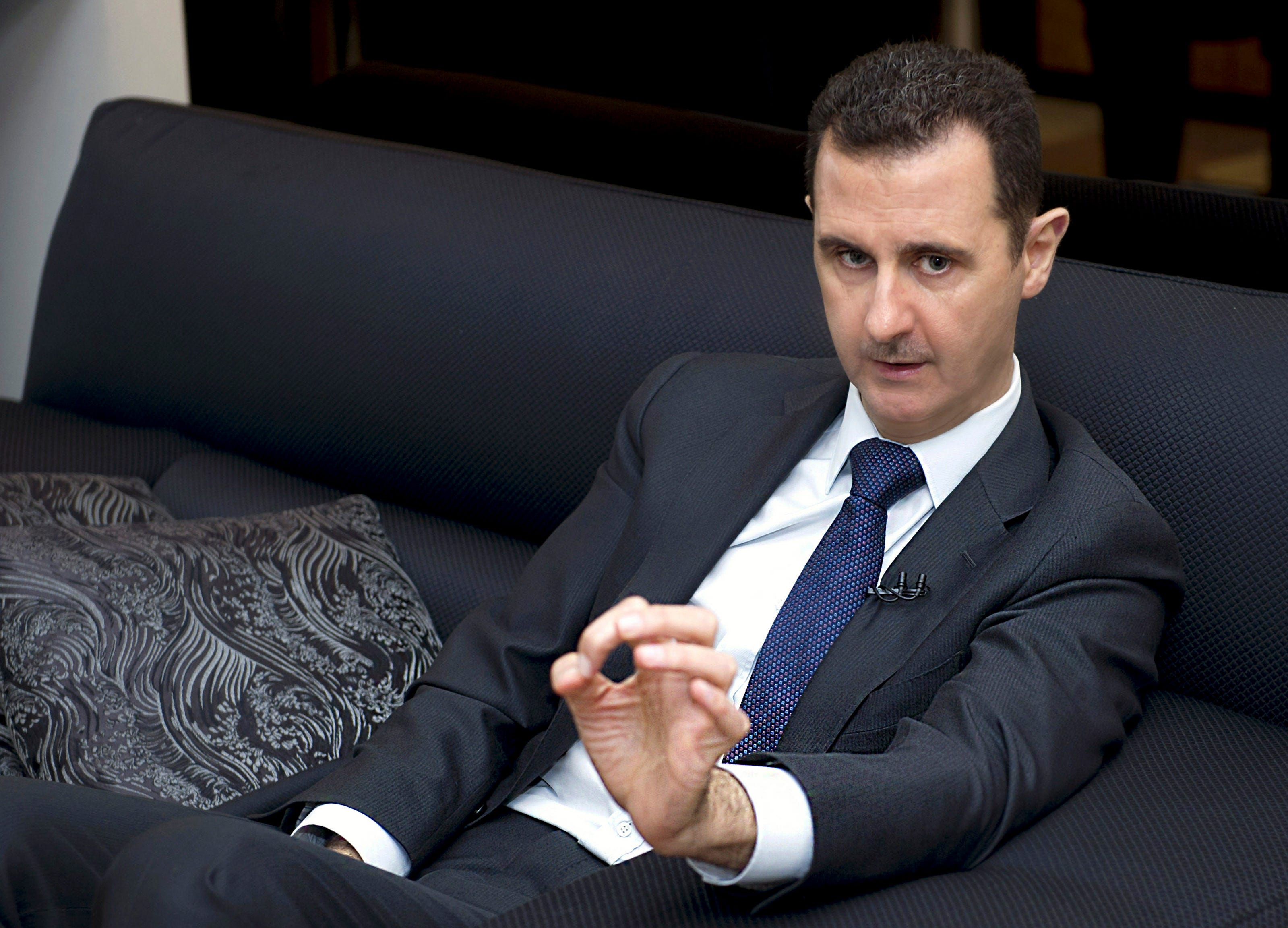 How Syrian President Explains The War To His Kids ...