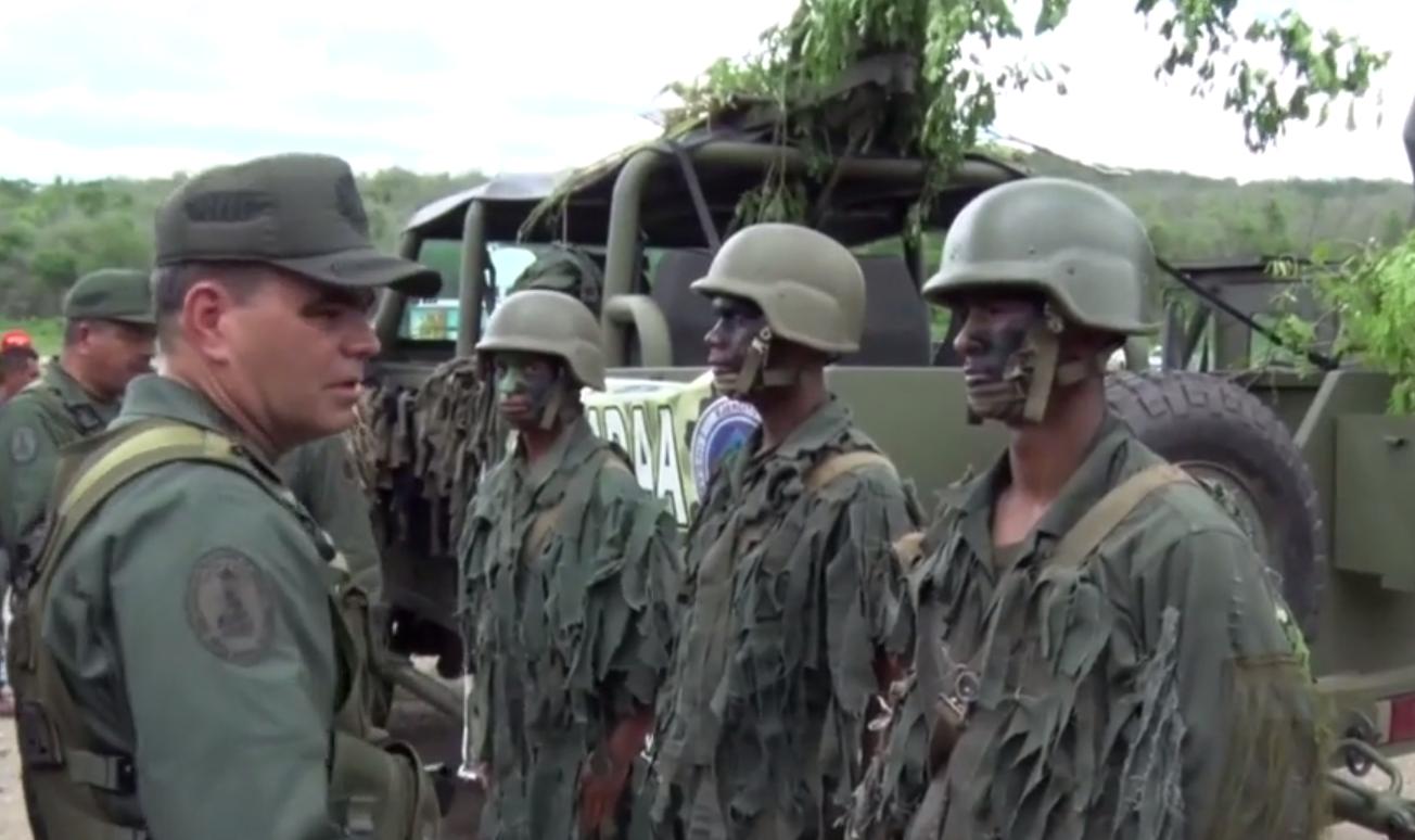 Venezuelan military exercises amid nationwide unrest - Business Insider