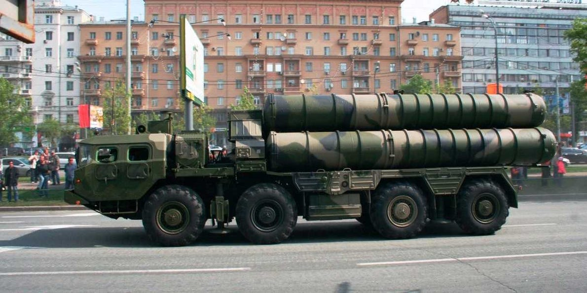 Why Russian S-300 sale to Iran is a big deal - Business ...