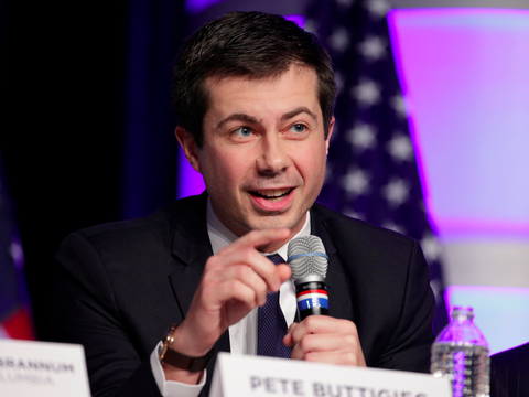 Peter Buttigieg emerges as Democratic 'rock star ...