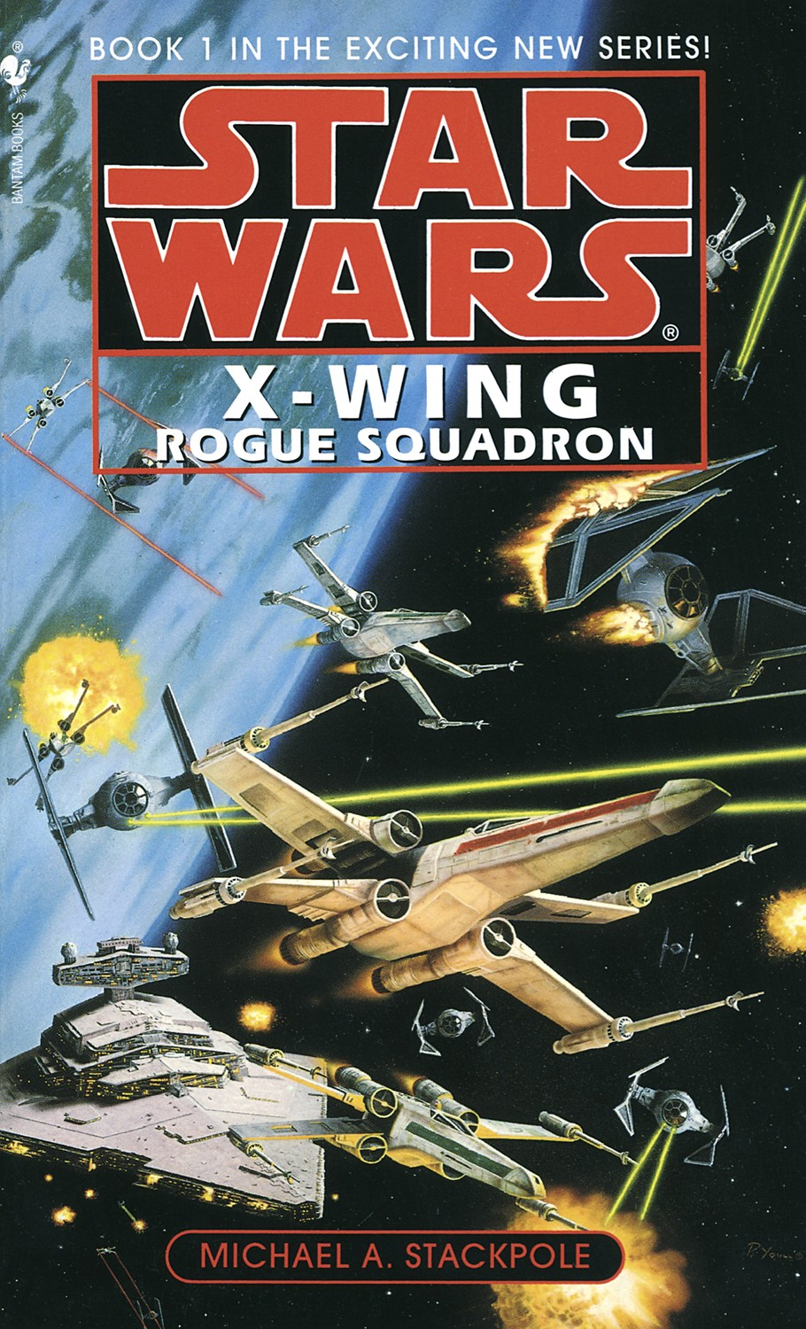 X-Wing: Rogue Squadron - Wookieepedia, the Star Wars Wiki