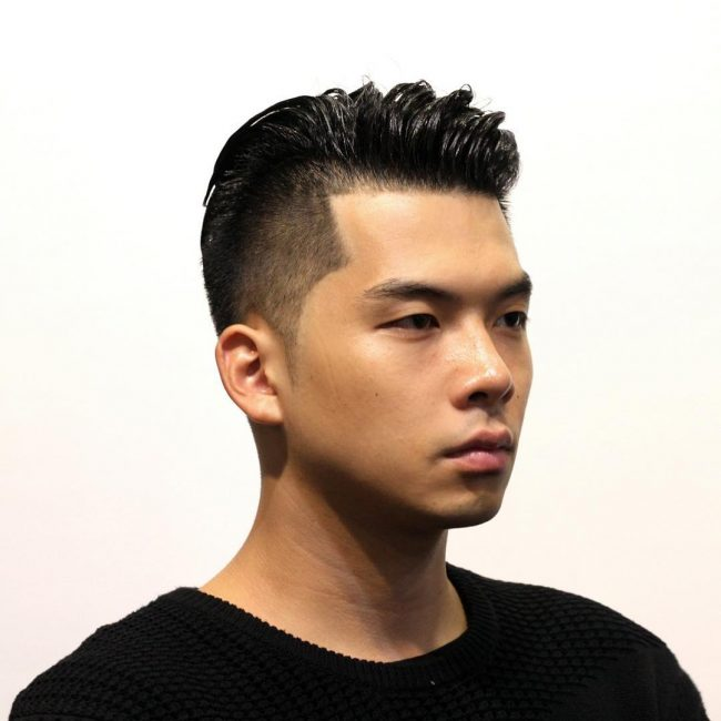 55 Lovely Asian Hairstyles for Men – The Looks That Will ...