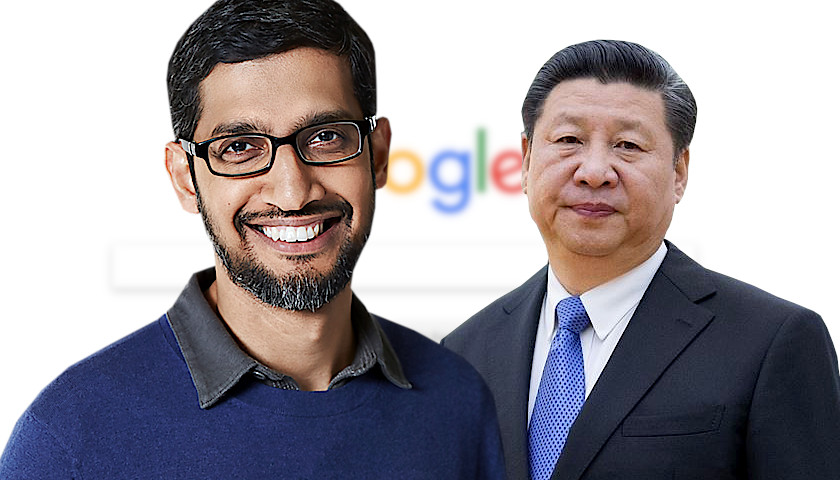 US General: Google's Work in China Benefiting China's ...