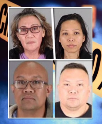CA Family Arrested Charged Running Human Trafficking Ring ...