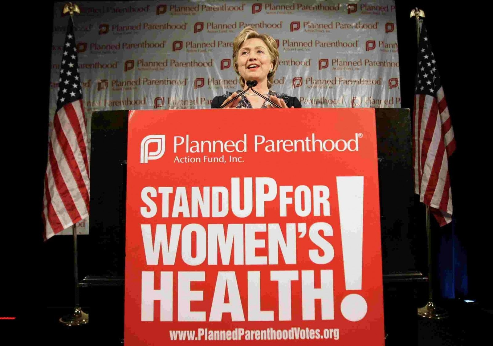 Why Aren't Democrats Proud of Planned Parenthood?
