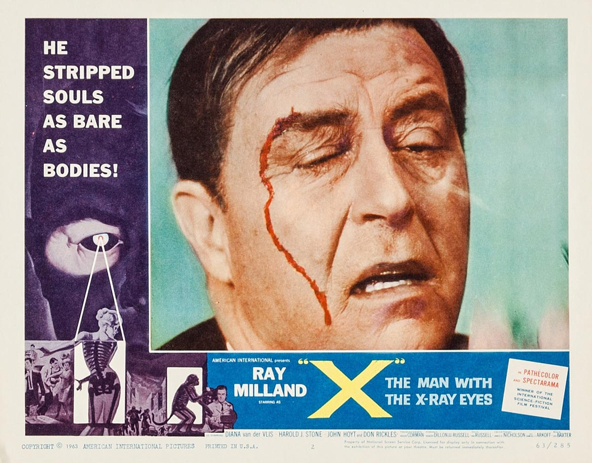 Topic: X: The Man With The X-Ray Eyes | New Beverly Cinema
