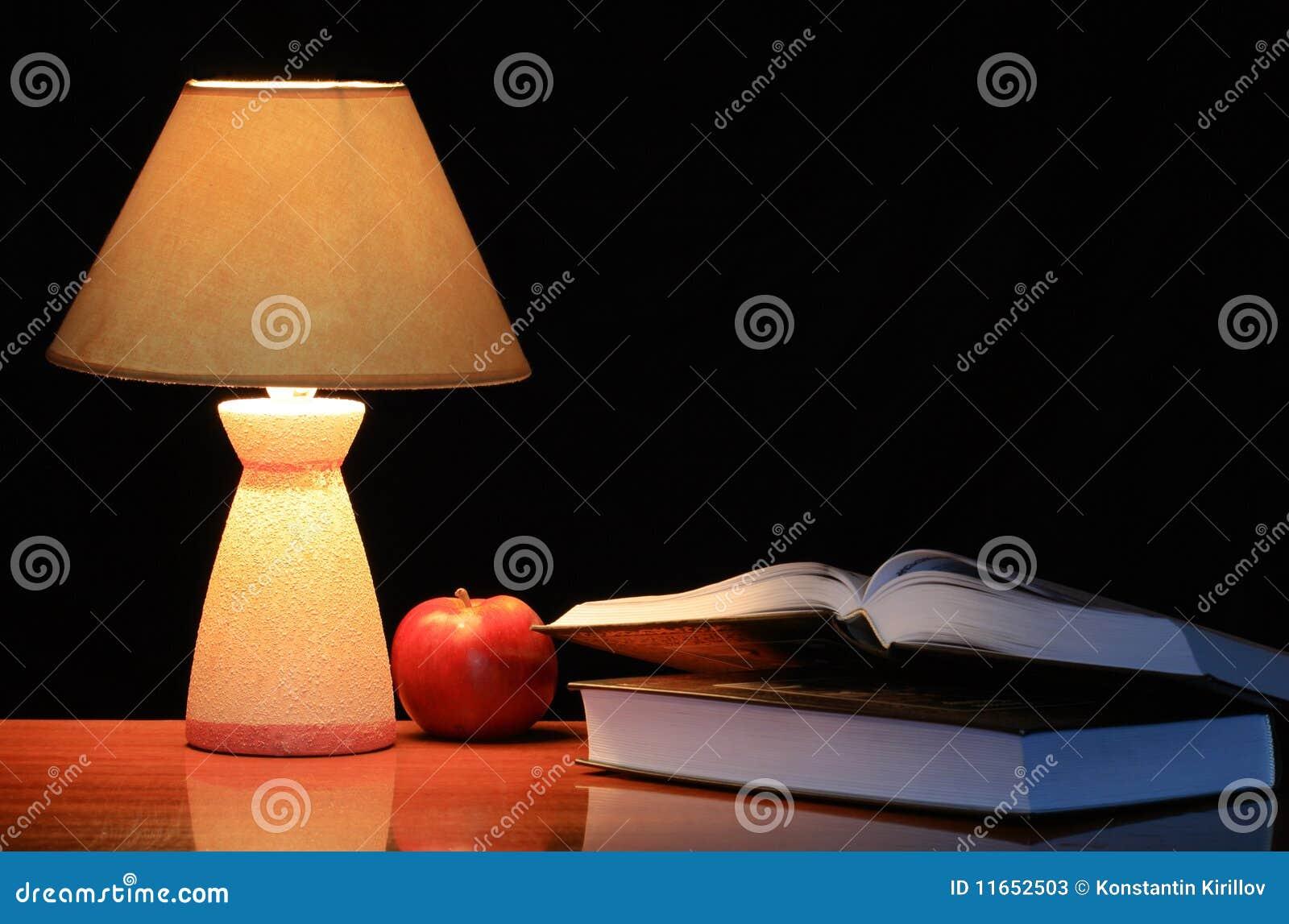 Night Reading Stock Photos - Image: 11652503