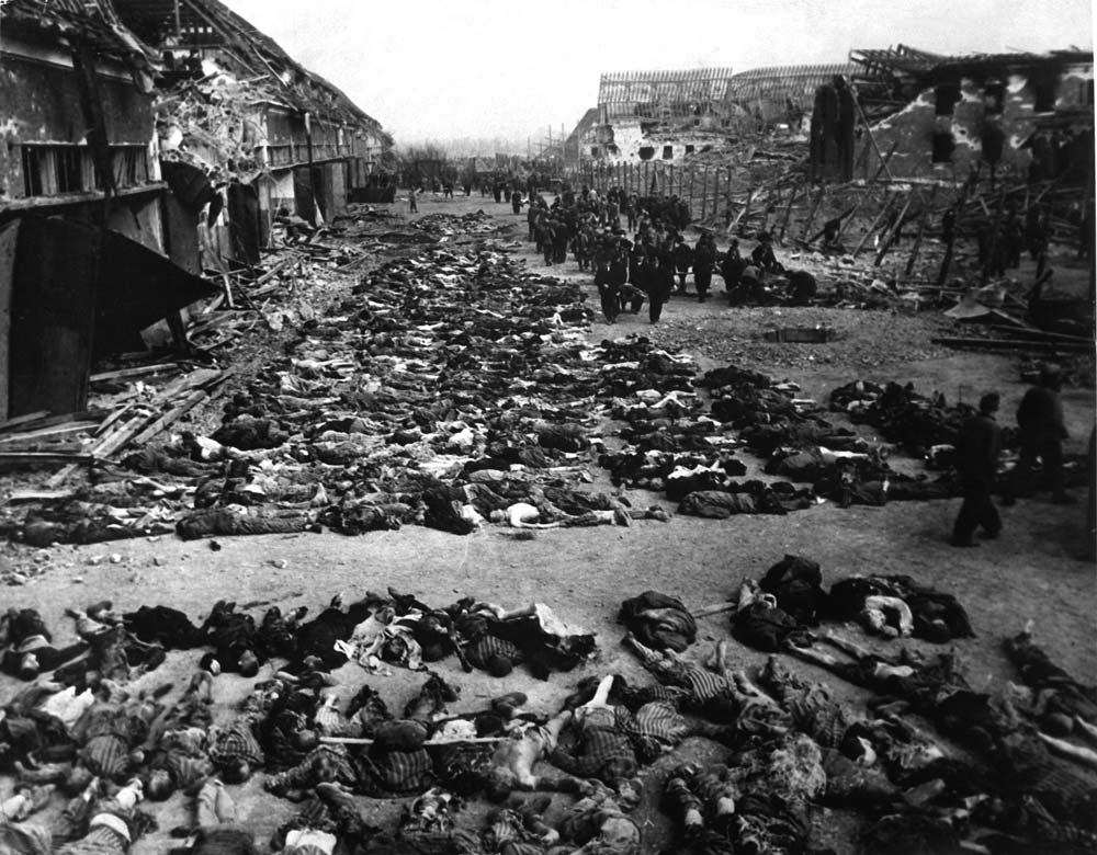 The Holocaust - The Systematic Genocide of Jews During WWII