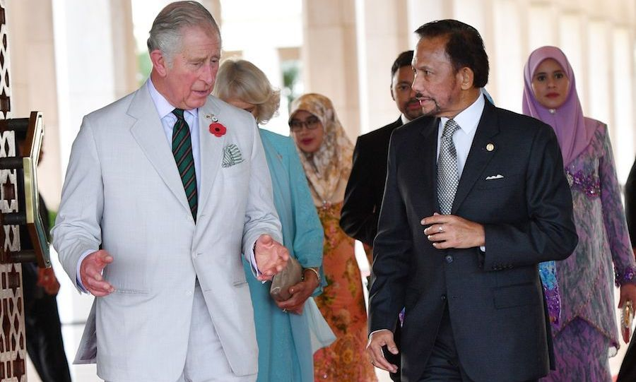 Prince Charles and Duchess Camilla in Asia: The royal tour ...