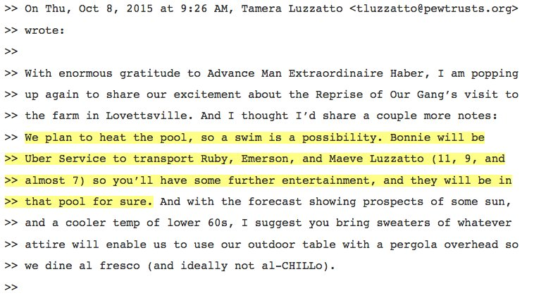 """""""WikiLeaks: Clinton campaign chair John Podesta caught throwing HOT TUB PARTIES WITH CHILDREN as ..."""
