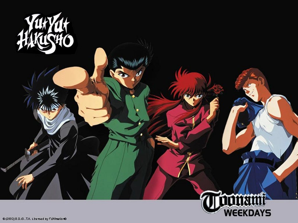 Yu Yu Hakusho | Toonami Wiki | Fandom powered by Wikia