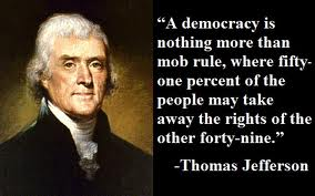 Democracy is immoral and always leads to tyranny - War Is ...