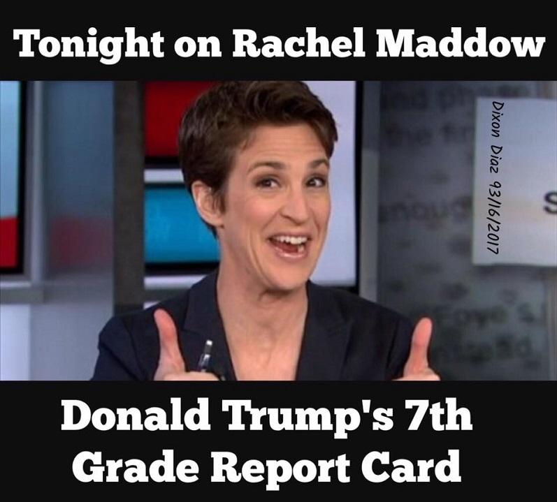 Report: Rachel Maddow caught in brazen lie regarding ...