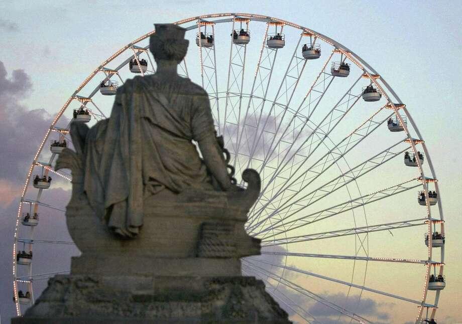Cool Ferris wheels around the world - Houston Chronicle