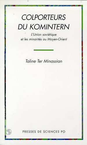 ACAM - Livres arméniens - TER MINASSIAN , Taline
