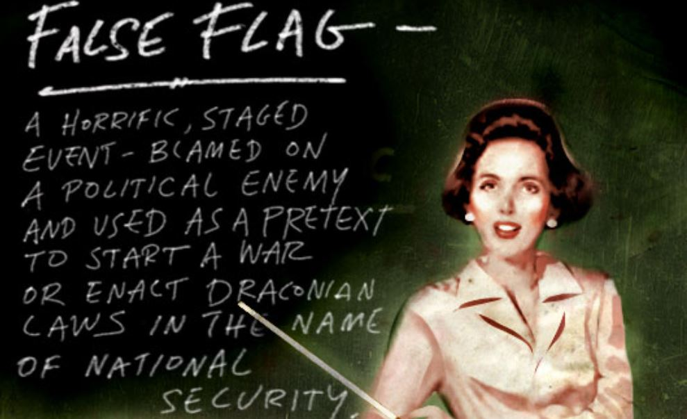 Were the Nice Attacks A False Flag Or A Lone Nut?