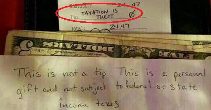Via Anarcho-Capitalists' Forum: Taxation is theft: the fundamentals of libertarian political philosophy ?u=http%3A%2F%2Fwww.activistpost.com%2Fwp-content%2Fuploads%2F2017%2F04%2Ftaxation-is-theft