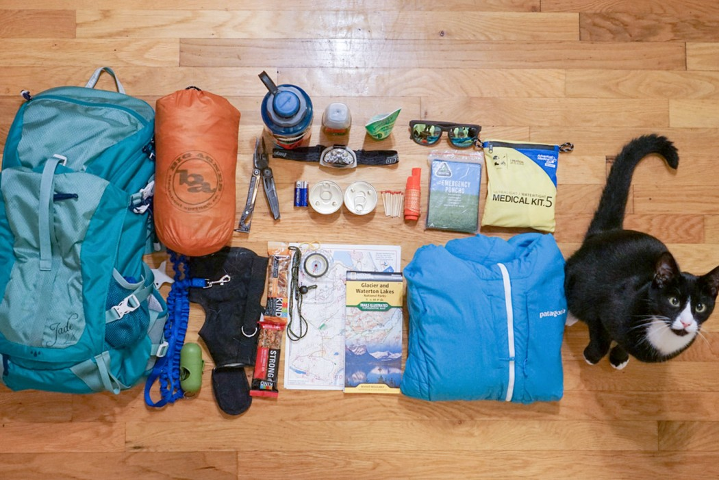 What to pack: 14 essentials for hiking and camping with a ...