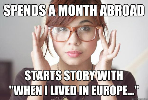 The 50 Best Study Abroad Memes I've Ever Seen – Adventure ...