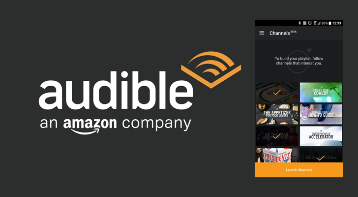 Audible Rolls Out Channels, A Source Of News Shows And ...